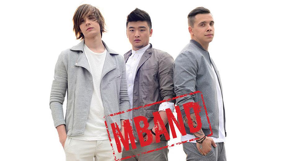 м-бэнд фото состав группы